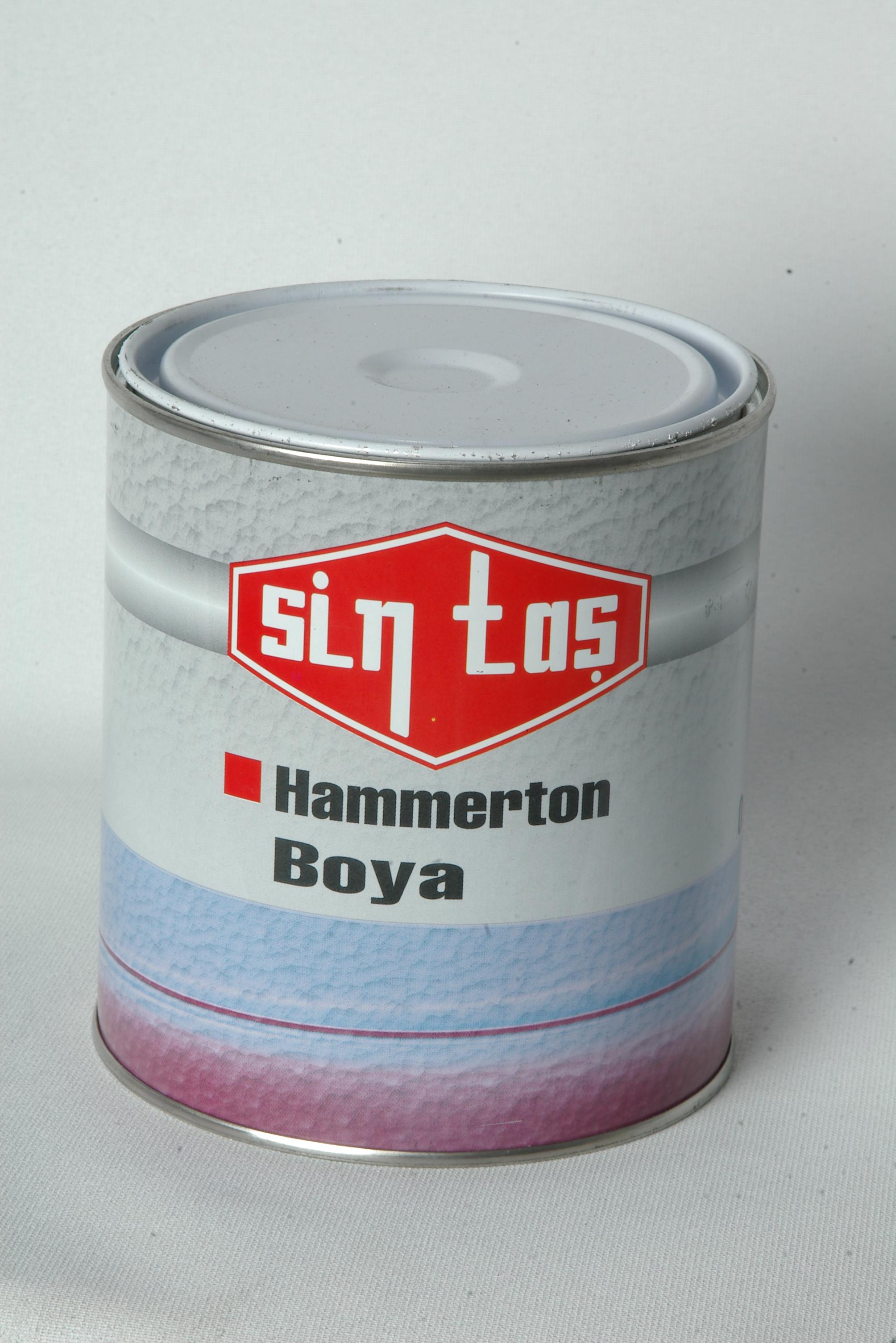402 - Sintaş Hammerton Boya